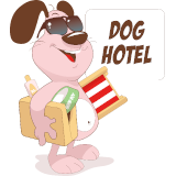 dog-going-to-a-hotel